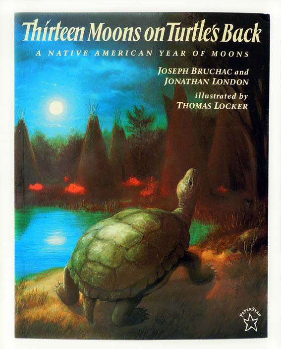 13 Moons Turtle Back