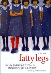 Fatty legs book chapter 1