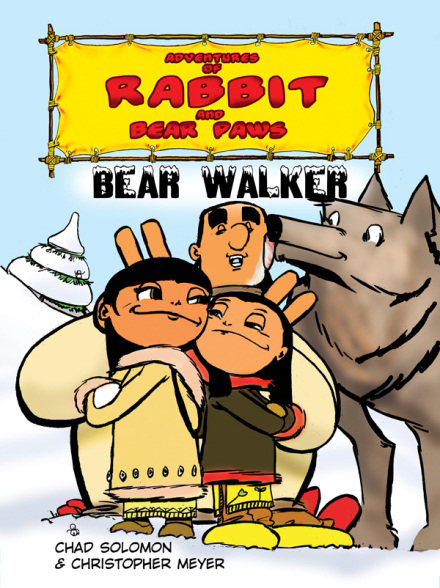 Adventures of Rabbit and Bear Paws - 4 in Series