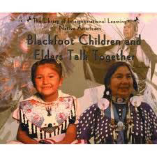 Blackfoot Children Elders