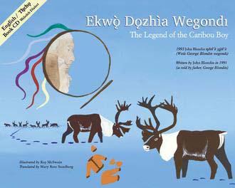 Legend Caribou Boy